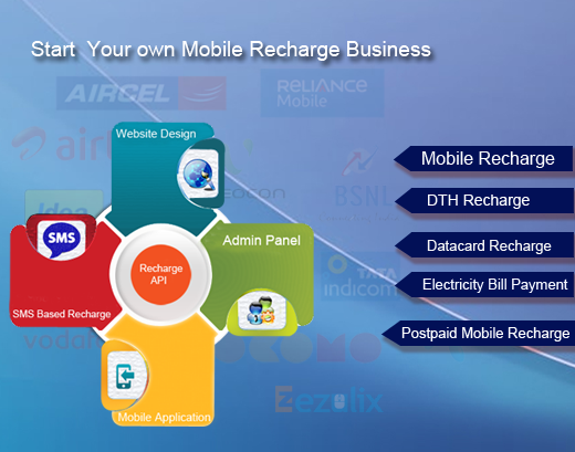 Recharge Software Online