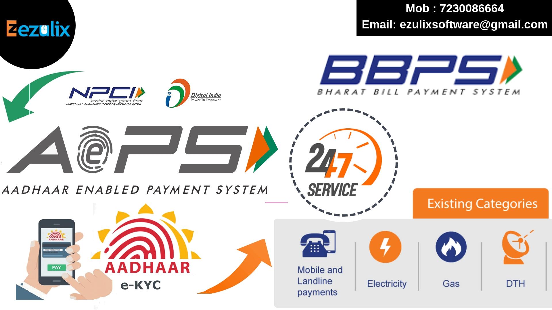 Aadhaar Enabled Payemnt System Api