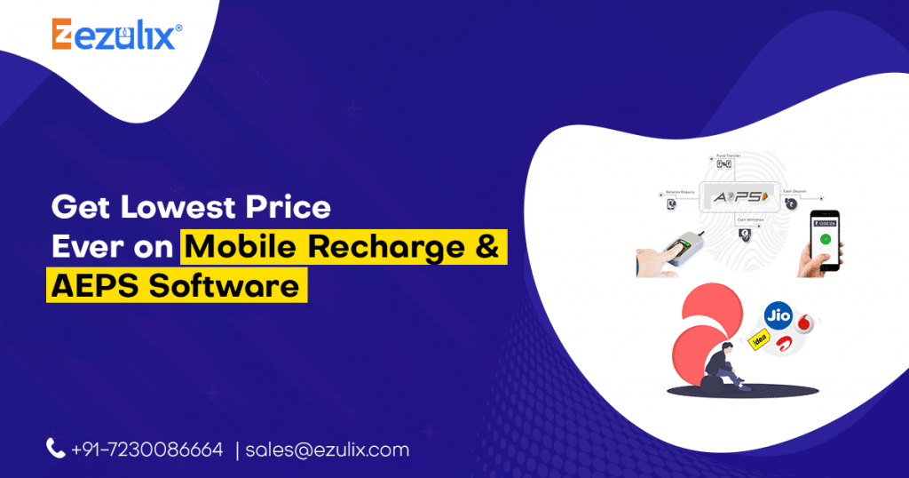 aeps & mobile recharge software