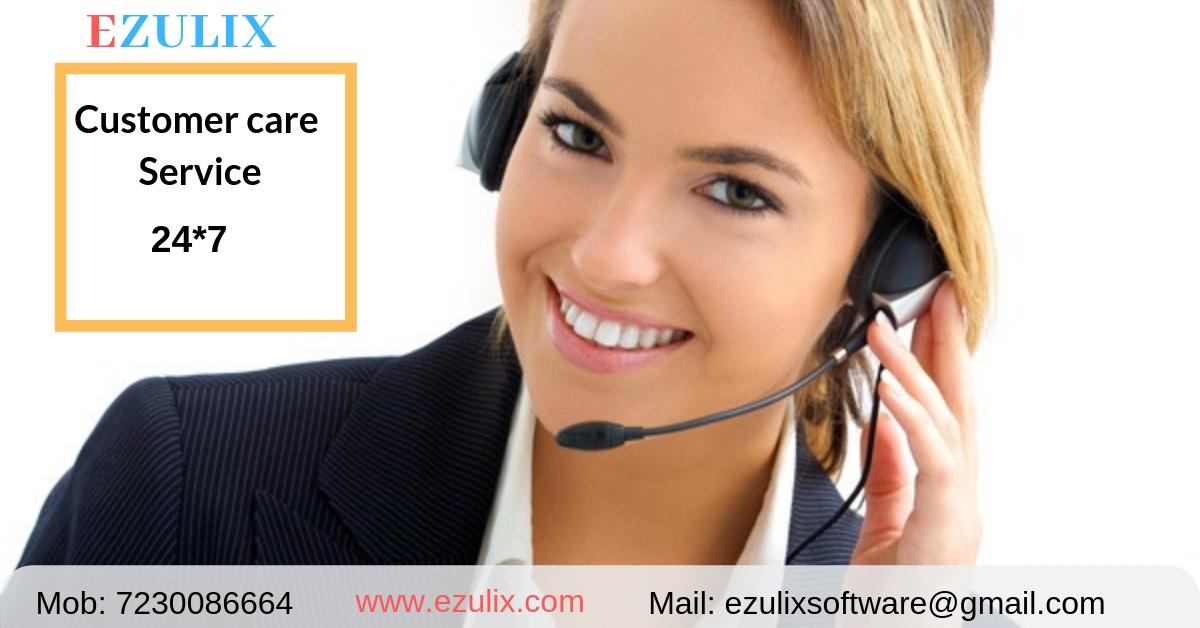 Ezulix Customer Care Service