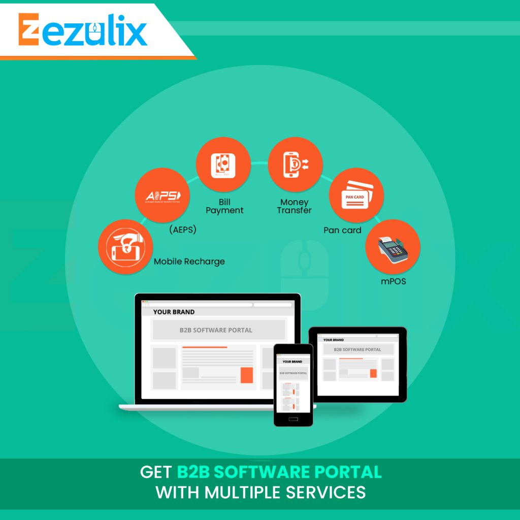 Get B2B Software Portal with Multi Services | New Business Idea