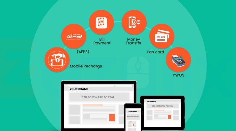 B2B Software portal