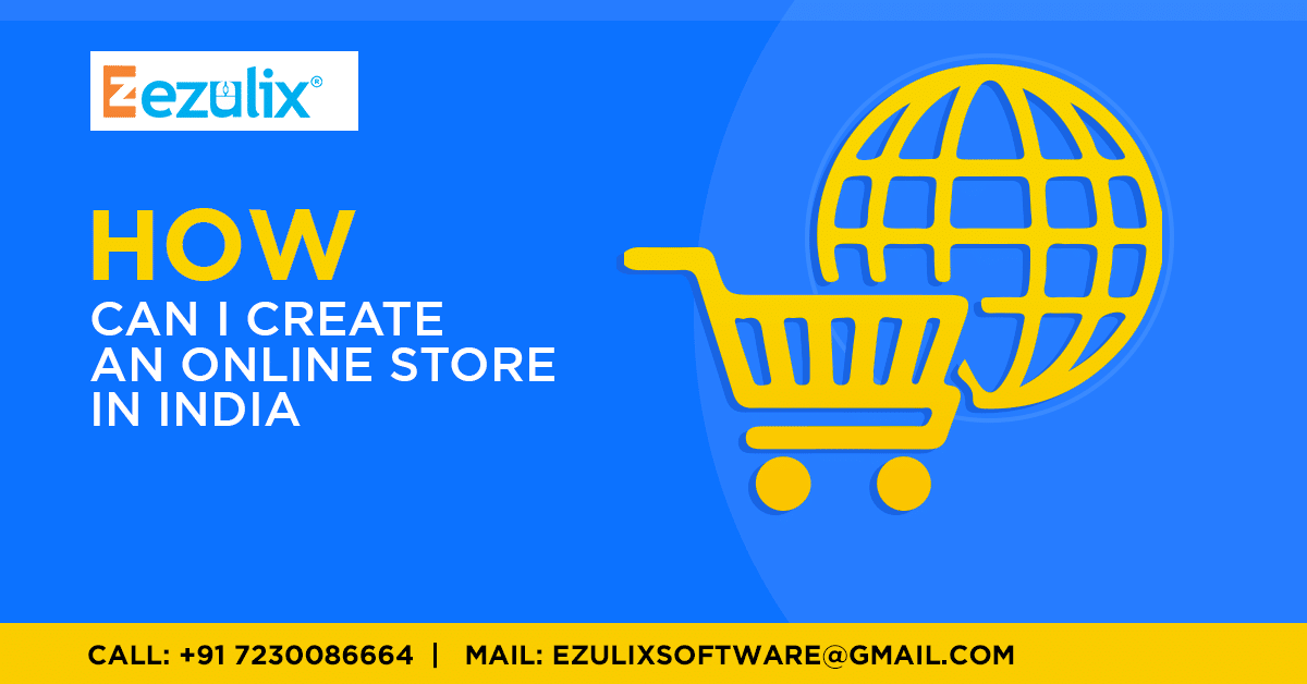 online store in India