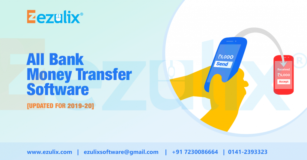 Bank Money Transfer In India