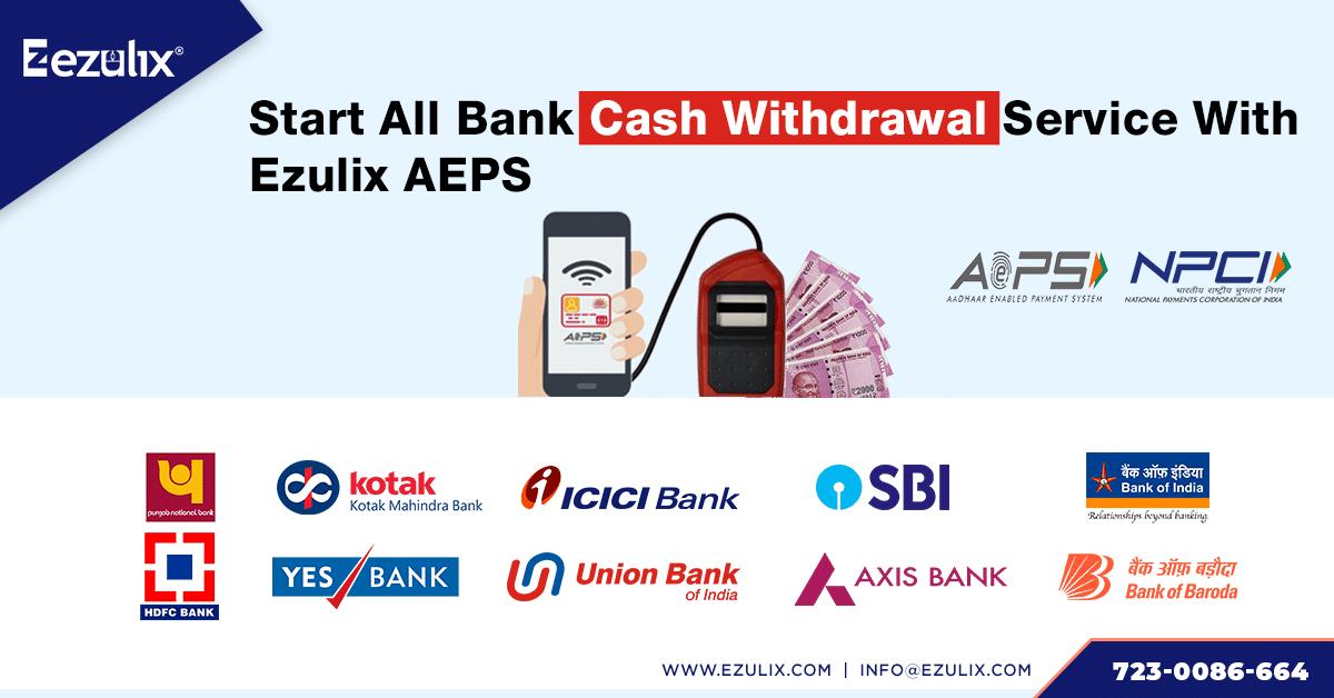 ezulix cash withdrawal service