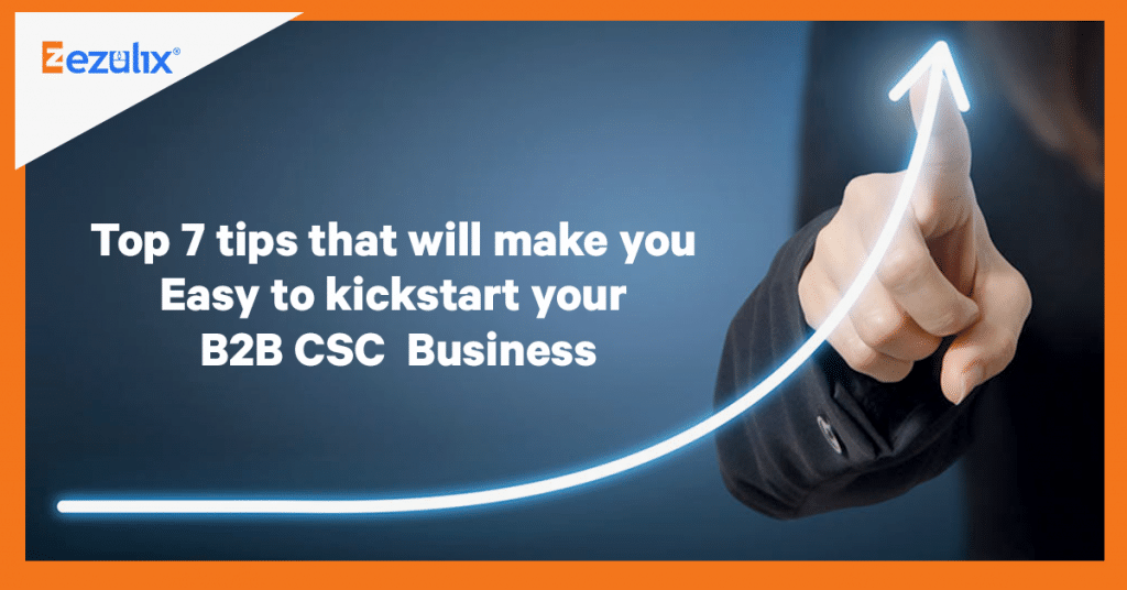 tips to kickstart b2b csc business