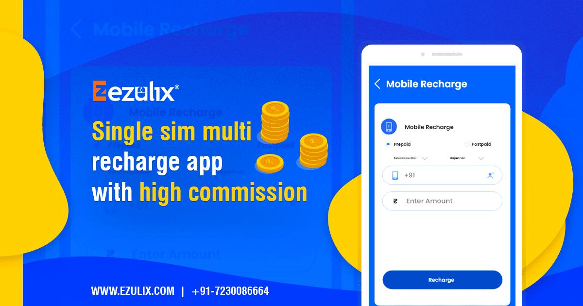multi recharge app