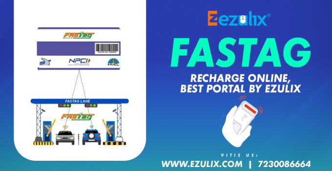 FASTag recharge online