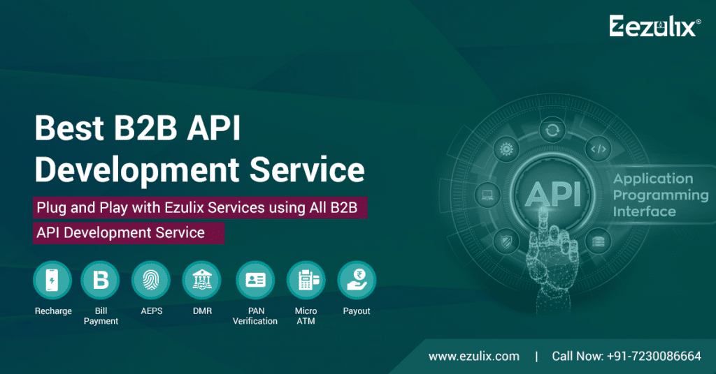 best b2b api development service