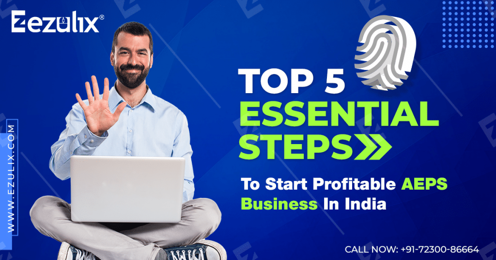 start profitable aeps business in India