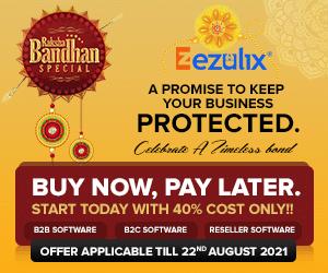 Ezulix Raksha Bandhan Special Offer