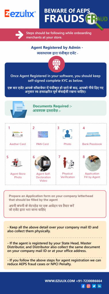 step by step guidelines to avoid aeps frauds